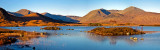 Loch Na Achlaise Sun Up