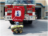 For Memory Firefighter Charles Benson