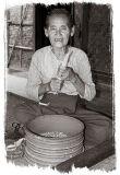 Granny Rolls a Cheroot