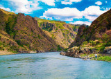 Snake River-Hells canyon