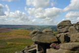 View from Higger Tor