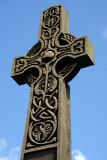 Celtic Cross at Wooler