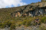 Zebra rocks (altitude 3980 m)