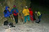 Hans Meyer Cave (altitude 5150 m)