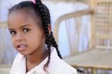 nubian young girl