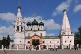 église du prophete élie,sur la place ilinskaia