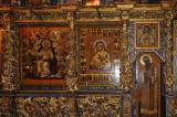 iconostase de l'église du prophete