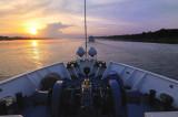 navigation sur la Volga