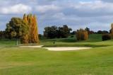 Automne sur golf
