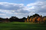 golf d'automne