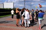 samedi apres midi à Moscou