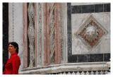 bas reliefs de la cathédrale de Sienne