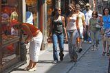 shopping sur l'Arno