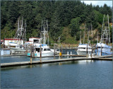 Boats at Dock  Southern Oregon.jpg