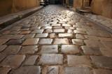 Avignon cobblestones