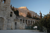 Athens - Stoa of Eumenes