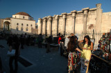 Athens - Hadrian's Library