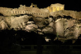 Athens - Acropolis by night