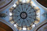 Fira church roof