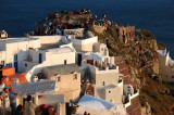 Oia observation point