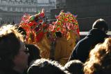 2004 CNY Dragon in Trafalgar Square