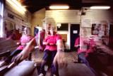 2008 - Around the boathouse -  VetW Ergo Ghosts