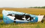the graffiti boat