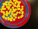 smiling faces on red and blue plate1.jpg