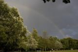 Rainbow in Hyde Park
