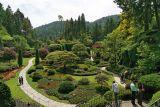 The Butchart Gardens  (Vancouver Island)