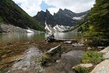 Lake Agnes, lac agnes