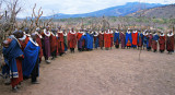 Maasai Women in the Boma