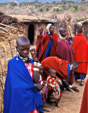 Maasai Teenager