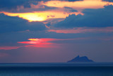 Skellig Mor Sunset