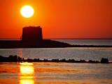 Martello Sunset