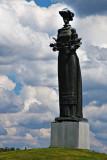 Soviet Era Statue