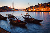 Rabelos on the Douro