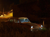 Haunted car 1707