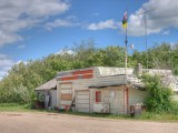 Gas station 1905