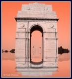 INDIA - NEW DELHI - INDIA GATE