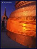 THAILAND - BANGKOK - WAT SAKET ON THE GOLDEN MOUNT
