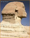 EGYPT - GIZA - THE SPHINX