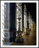 FRANCE - VERSAILLES PALACE - HALL OF MIRRORS