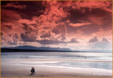 IRELAND - CO DONEGAL - ROSSNOWLAGH BEACH