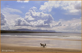 IRELAND - CO.DONEGAL - ROSSNOWLAGH BEACH