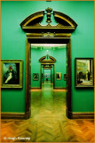 IRELAND - DUBLIN - THE GREEN ROOM IN THE NATIONAL GALLERY