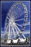 Ireland - Dublin - The Wheel of Dublin