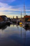 Frederiksholm Canal reflections