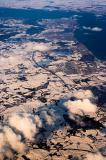 Sjælland from the air