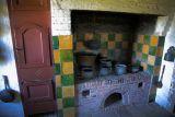 Kitchen of Fjeldsted farm